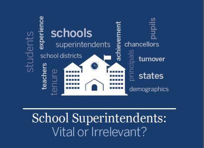 Principals Vital Part Of Special >> School Superintendents Vital Or Irrelevant