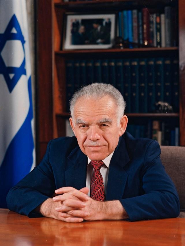 Former Israeli Prime Minister Yitzhak Shamir, A Stalwart of Israeli Conservatism