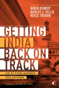 getting india back on track cover 2