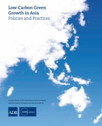 low carbon green growth in asia v2