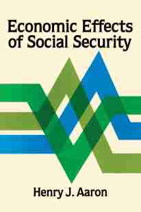 Cover: Economic Effects of Social Security