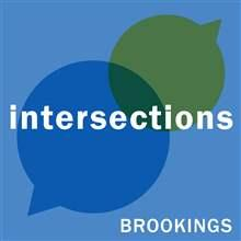 Logo for Intersections podcast