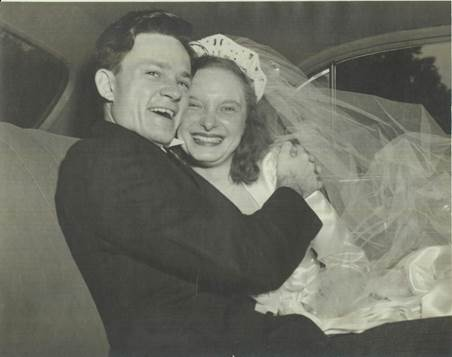 Charles L. Schultze and wife Rita Herzog