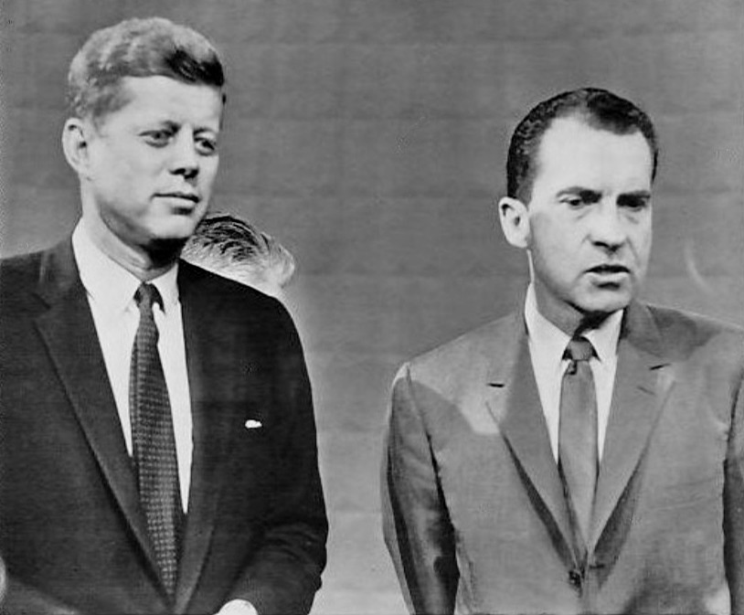 why did kennedy win the 1960 presidential election