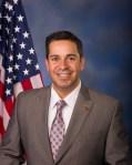 headshot of U.S. Representative Ben Ray Lujan, congressman for New Mexico's 3rd District