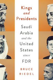 Book cover: Kings and Presidents