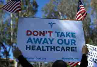 Sign against ACA repeal
