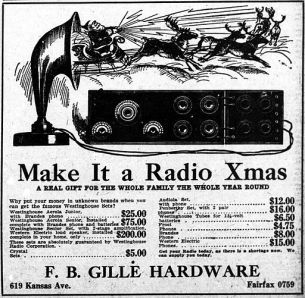 Vintage Advertising From The Golden Age Of Radio