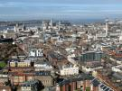 A view of Liverpool city centre viewed from the Anglican Cathedral, 20 September 2008 [courtesy of LivingOS, Wikipedia Commons