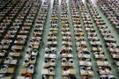 Students take their examination in south China's Guangdong province