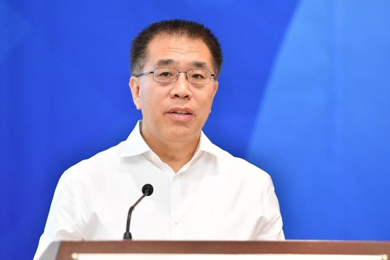 北京市副市长王宁