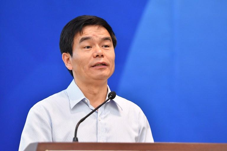 北京师范大学校长董奇