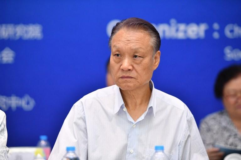 第十一届全国政协副主席陈宗兴