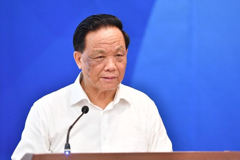 国务院研究室原主任、北京师范大学中国社会管理研究院/社会学院院长魏礼群
