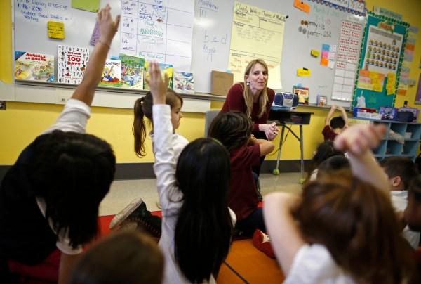 Stemming Tide Public School Districts Keeping