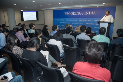 "Viral Acharya presents at the Development Seminar, ""The Real Effects of Unconventional Monetary Policy"""