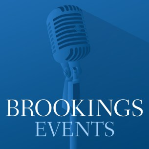 Brookings events podcast