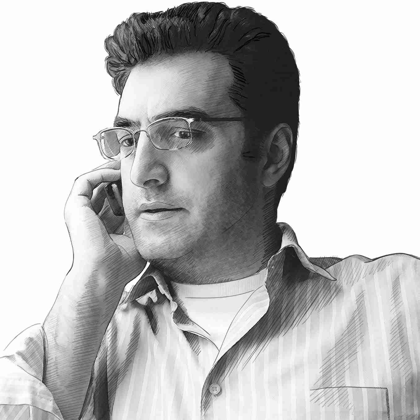 """Maziar Bahari, Founder, IranWire and Author, """"Then They Came for Me"""""""