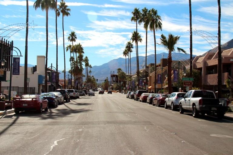 Palm Springs, CA.
