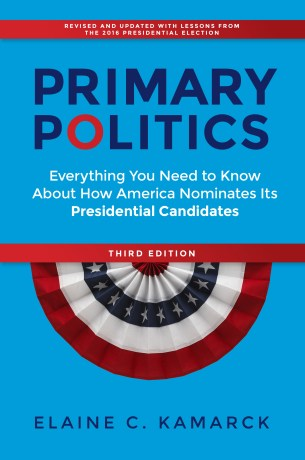 Front cover: Primary Politics 3e