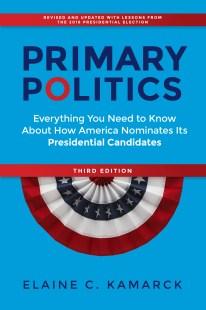 Front cover: Primary Politics 3e