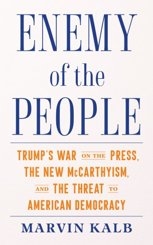Book cover: Enemy of the People