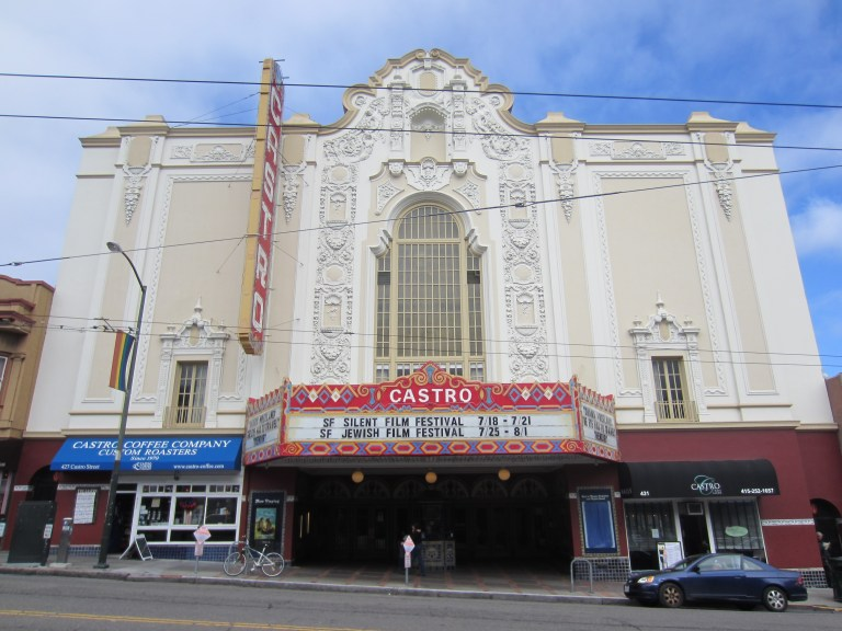 The Castro in San Francisco, CA.