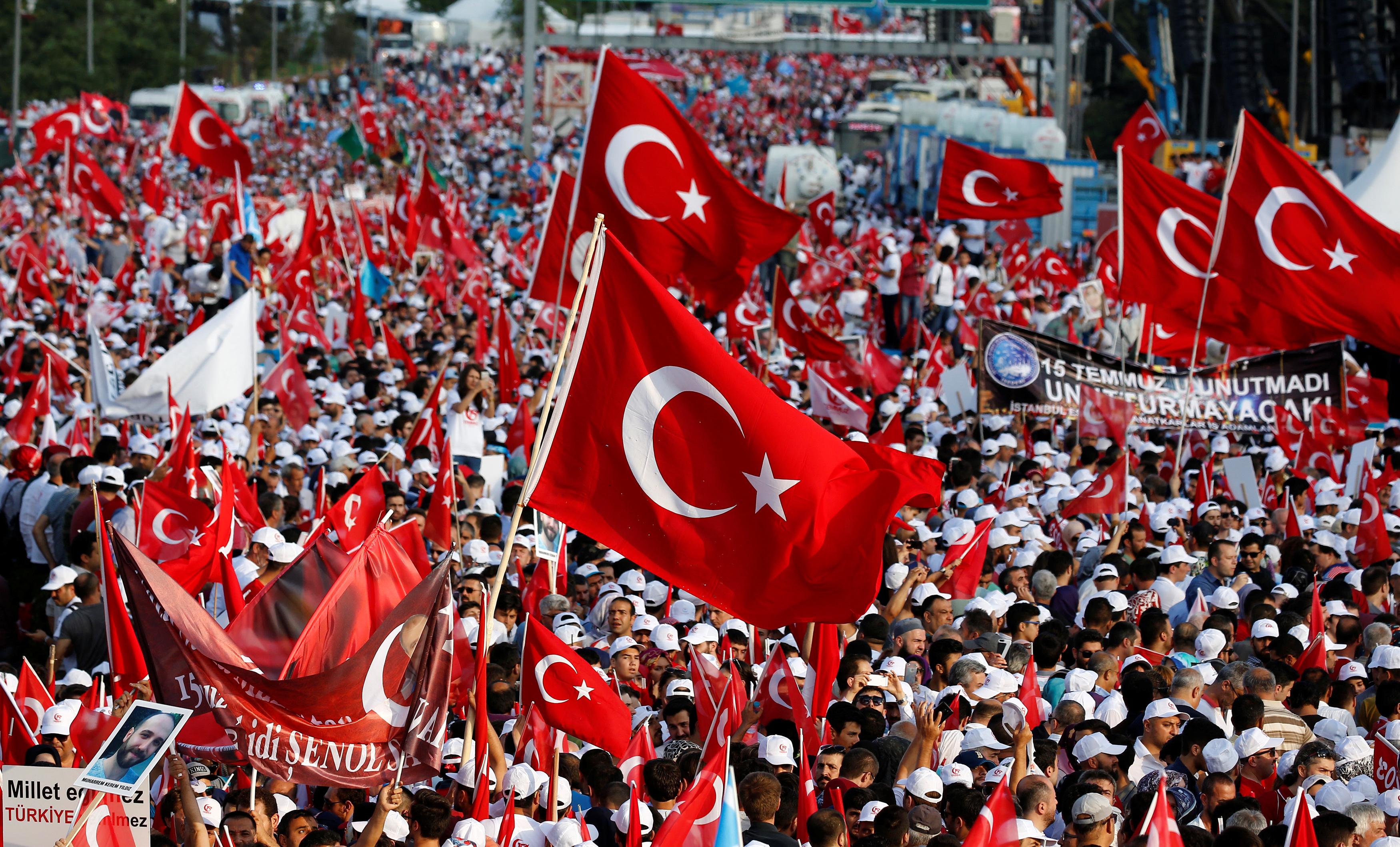 The West S Turkey Conundrum