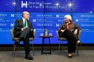 Janet Yellen discusses her career and the future of the U.S. economy with Ben Bernanke.