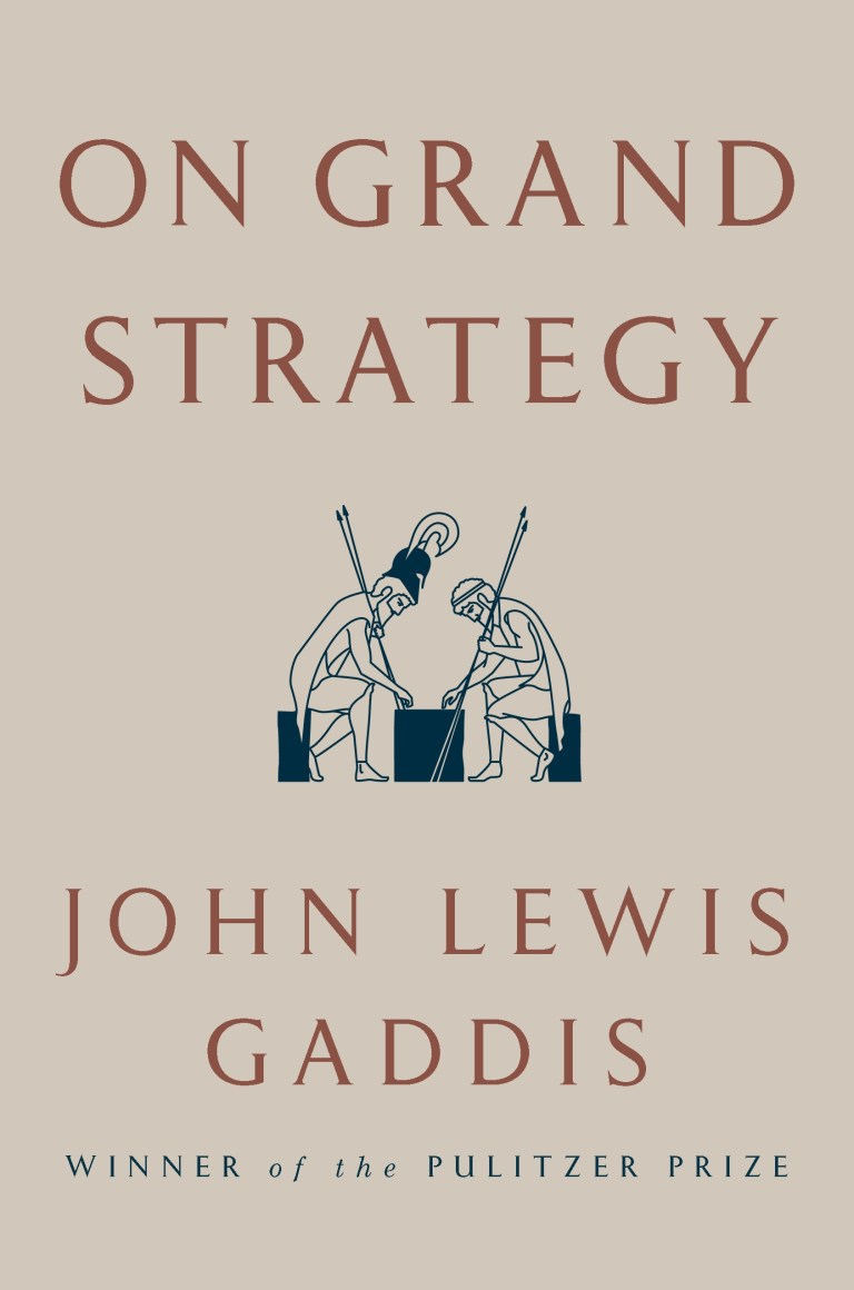 "Book cover of ""On Grand Strategy"""