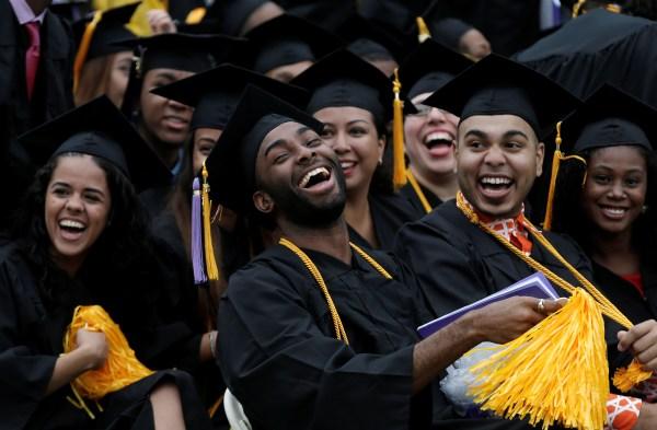 Clusters Of Black Stem Graduates Offer Map Future