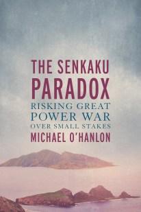 Cover: The Senkaku Paradox