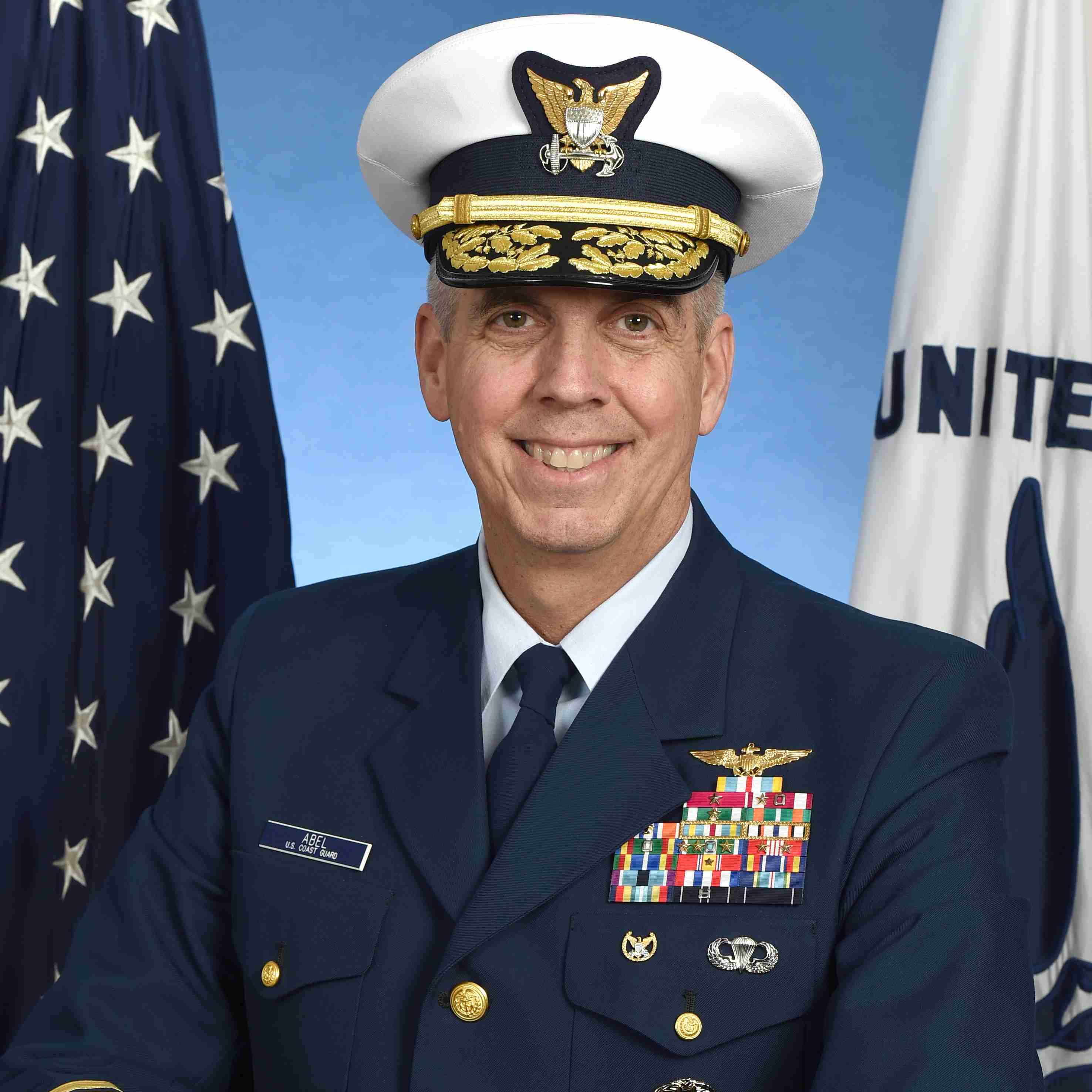 Vice Admiral Daniel B. Abel, Deputy Commandant for Operations, United States Coast Guard