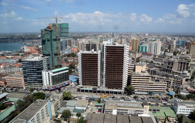 Image result for modern tanzania