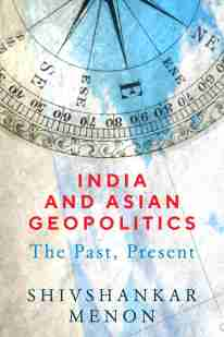 Cover: India and Asian Geopolitics