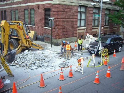 Infrastructure maintenance