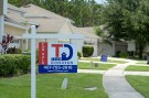 For Sale signs stand in front of houses in a neighborhood where many British people have purchased homes in Davenport, Florida, U.S., June 29, 2016.  Photo taken June 29, 2016. REUTERS/Phelan Ebenhack - TM3EC6U0SV201