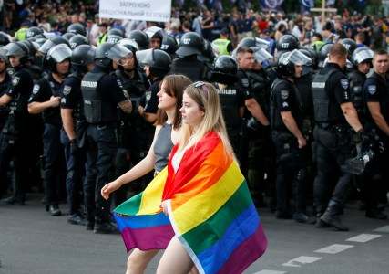 What does a Pride parade have to do with NATO? More than you might think.