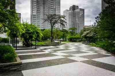 Gateway Corner Park, Pittsburgh, PA