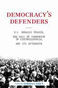 Cvr: Democracies Defenders