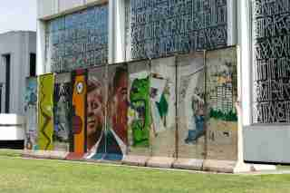 Berlin Wall in Los Angeles, California