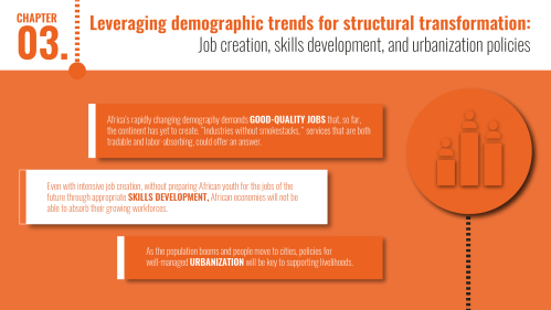Foresight Africa 2020 Chapter 3- Leveraging demographic trends for structural transformation