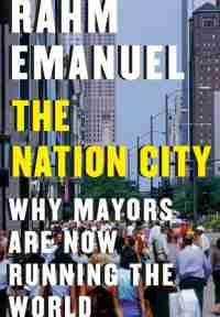 Book cover: The Nation City