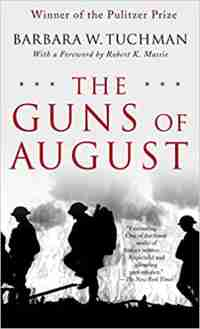 """""""The Guns of August"""" cover"""
