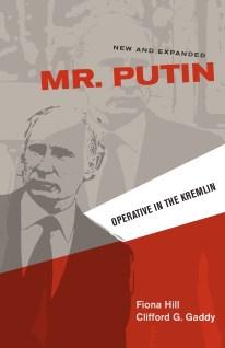"""Mr Putin"" cover"
