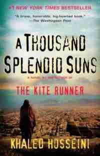 """Thousand Splendid Suns"" cover"