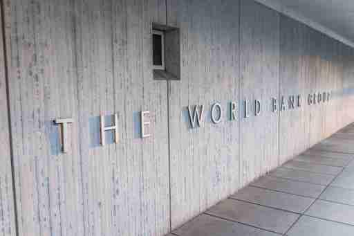 World Bank headquarters in Washington, DC