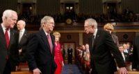 Senators on Capitol Hill