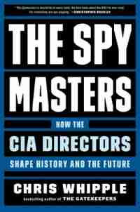 """Cover of """"The Spymasters"""""""
