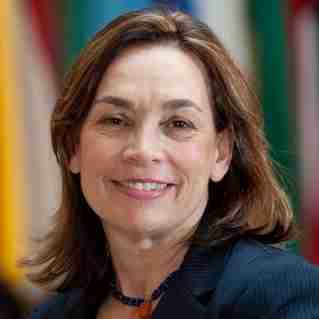 A photo of Virginia Canter.
